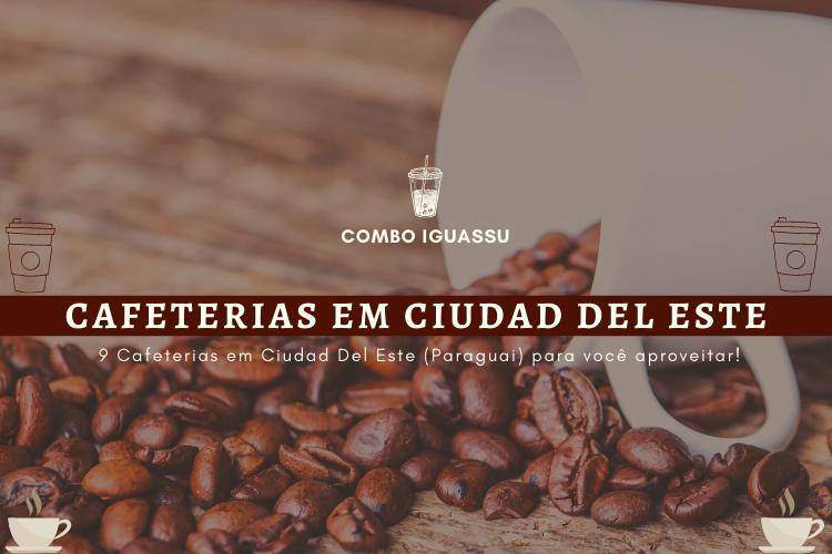 Cafeterias em Ciudad Del Este (1)