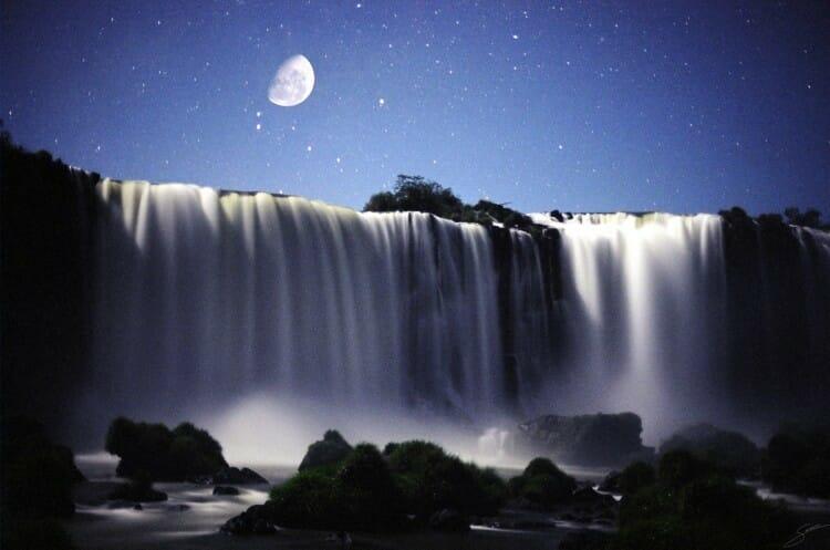 , Passeio de Lua Cheia nas Cataratas do Iguaçu,  lado Argentino, Passeios em Foz do Iguaçu | Combos em Foz com desconto