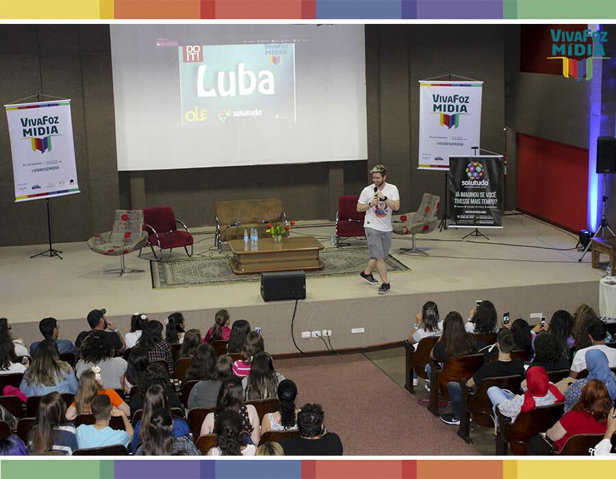 Primeira edição do Evento Viva Foz Mídia é um grande sucesso!
