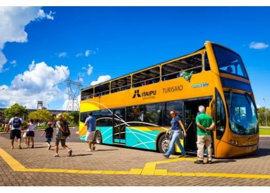 Conheça os 7 passeios disponíveis na Itaipu Binacional, em Foz do Iguaçu.