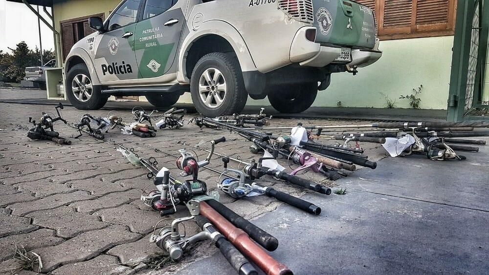 , Polícia Ambiental multa 14 pessoas por pesca irregular em São Paulo, Passeios em Foz do Iguaçu | Combos em Foz com desconto