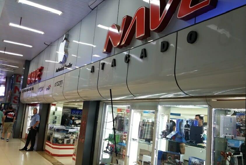 Precisando de eletrônicos? Veja 05 dicas de onde comprar no Paraguai Nave eletrônicos onde comprar no Paraguai