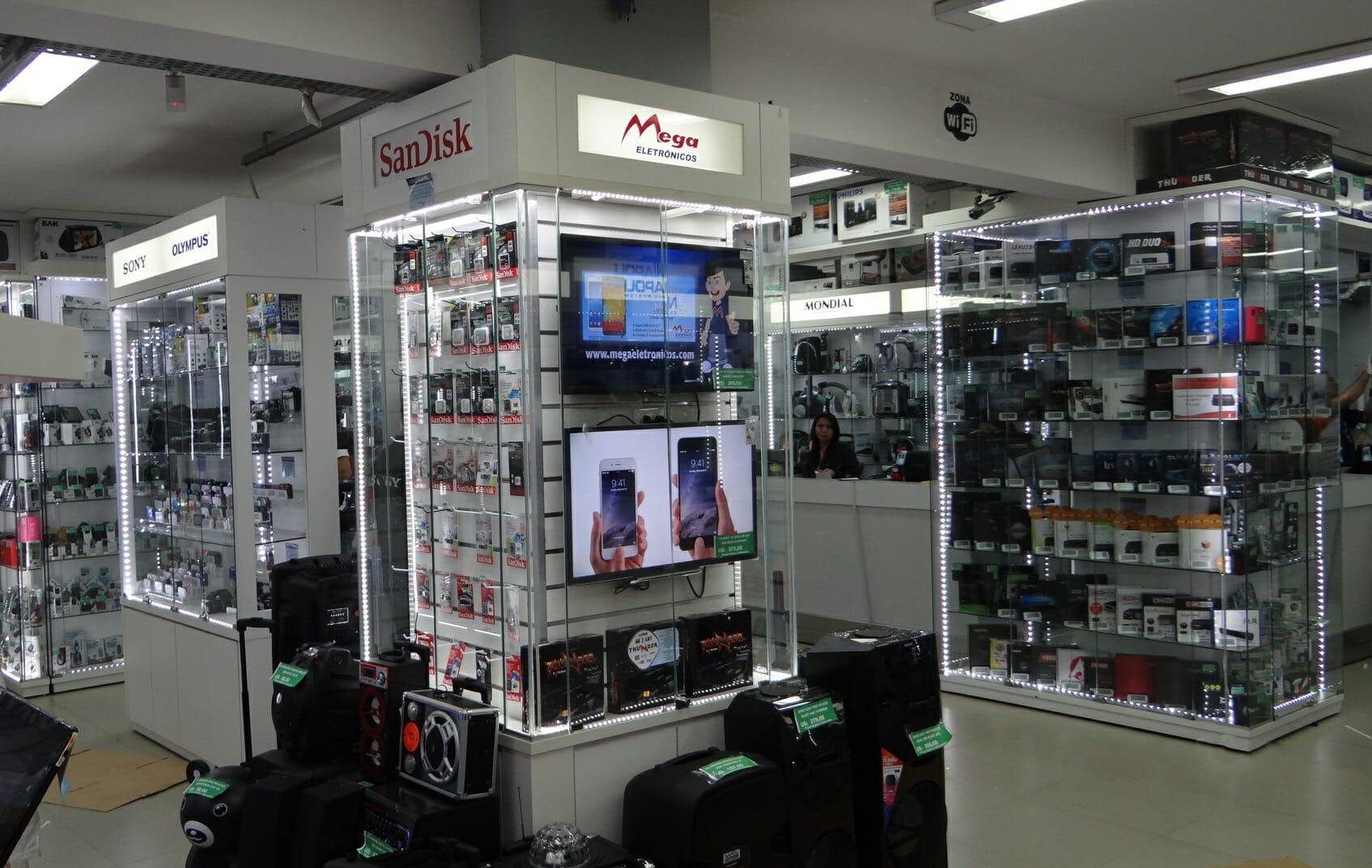 Precisando de eletrônicos? Veja 05 dicas de onde comprar no Paraguai Mega Eletrônicos onde comprar no Paraguai