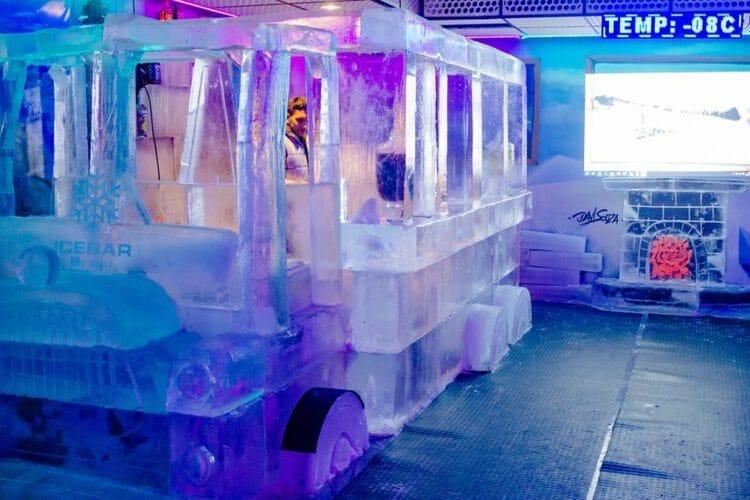 CHEGOU!!!! Veja mais sobre o Ice Bar Brasil, o mais novo bar de gelo da cidade Image