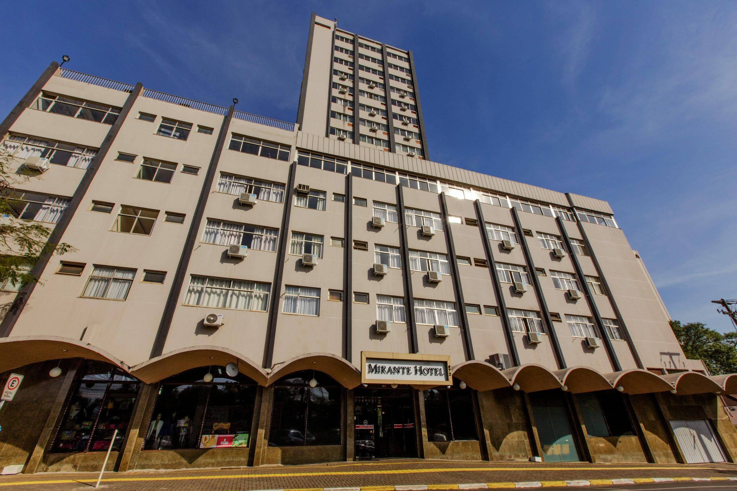 Procurando por hotel no centro de Foz do Iguaçu? O Mirante Hotel é a sua melhor opção! Mirante Hotel