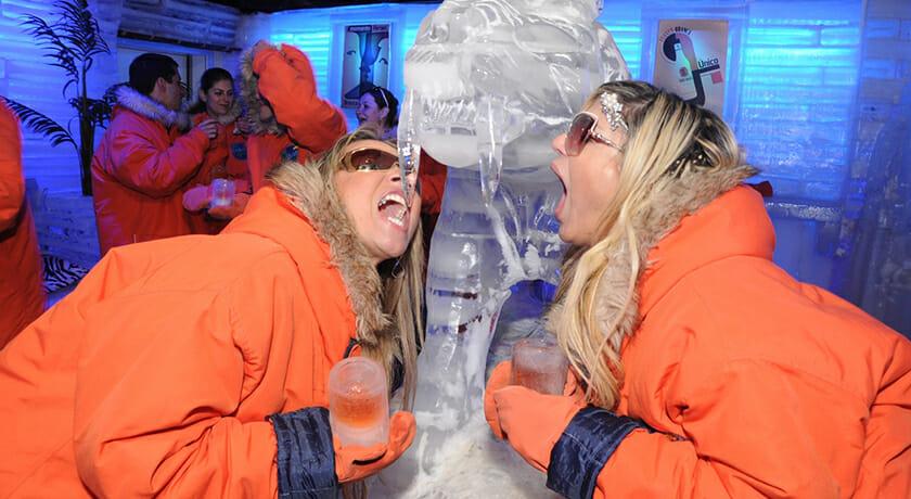 Rolê em Puerto Iguazú: conheça o bar de gelo na Argentina Icebar 3