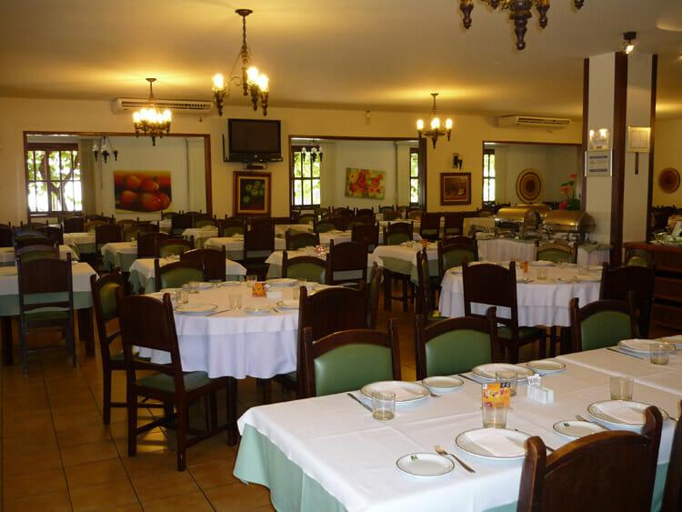 Restaurantes para jantar no dia dos namorados em Foz do Iguaçu