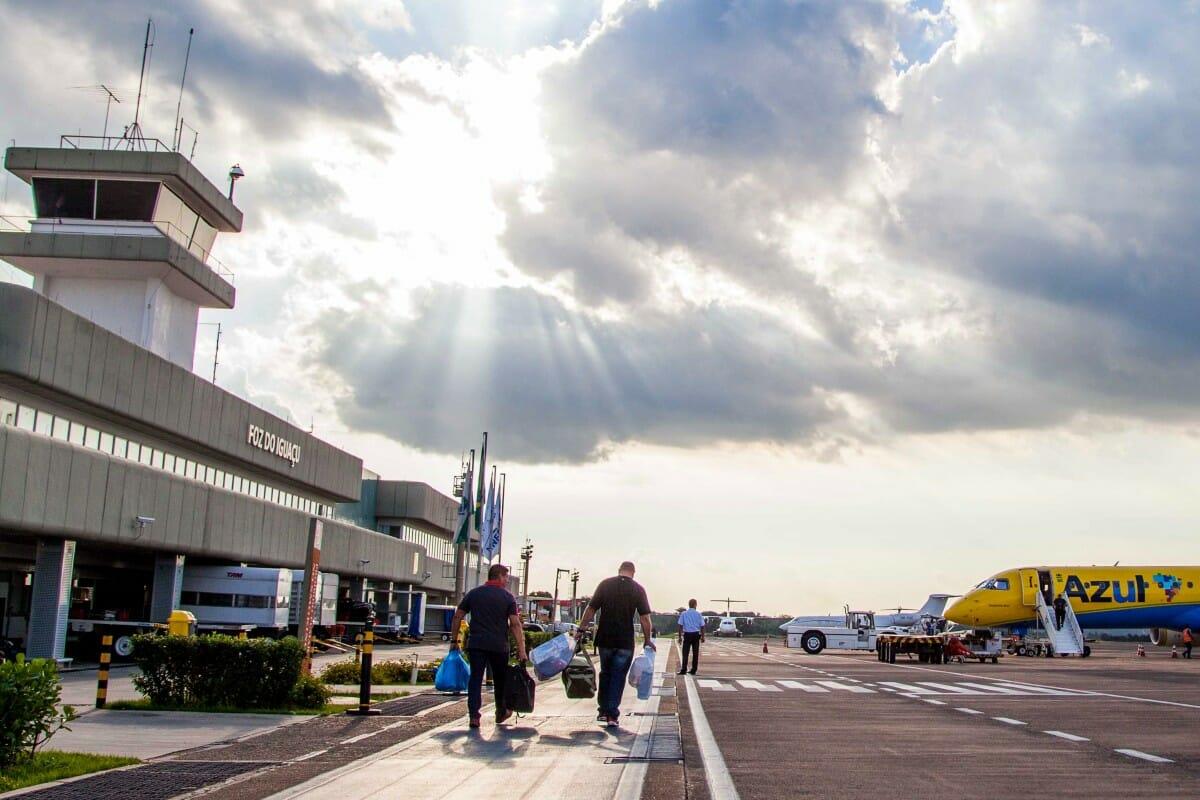 Para você, que ainda não sabe, descubra onde fica Foz do Iguaçu aeroporto