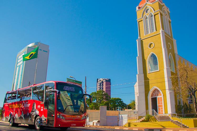 Para você, que ainda não sabe, descubra onde fica Foz do Iguaçu CityTour