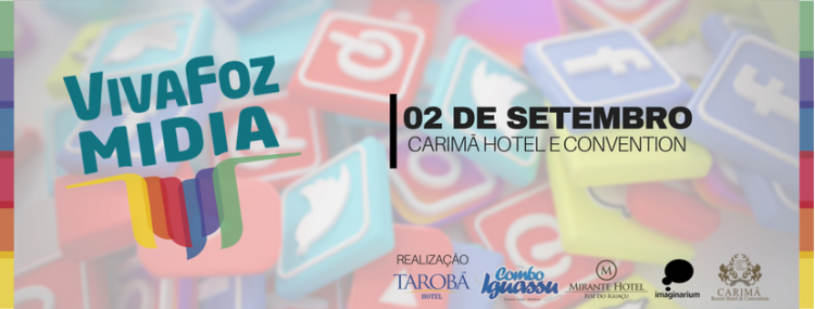 , Confira a programação oficial do evento Viva Foz Mídia!!!, Passeios em Foz do Iguaçu | Combos em Foz com desconto, Passeios em Foz do Iguaçu | Combos em Foz com desconto