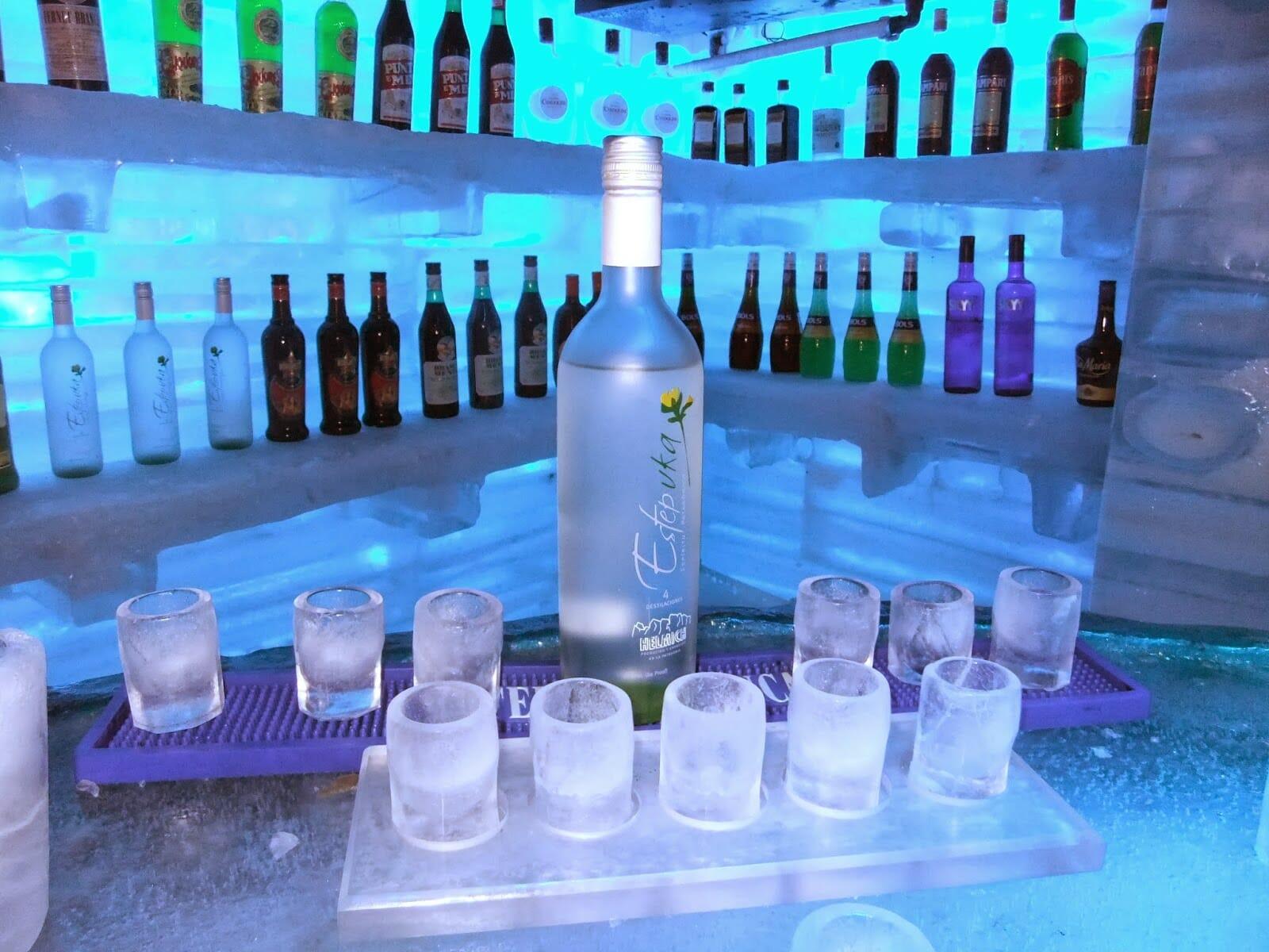Conheça o IceBar Iguazú um Bar de gelo na Argentina bar de gelo bebidas