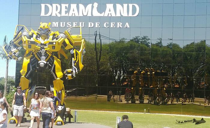 , Complexo Dreamland estará inaugurando novo atrativo em Foz do Iguaçu, Passeios em Foz do Iguaçu | Combos em Foz com desconto