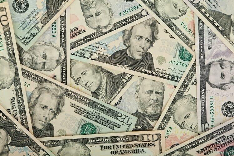 Imagem representando dólar americano