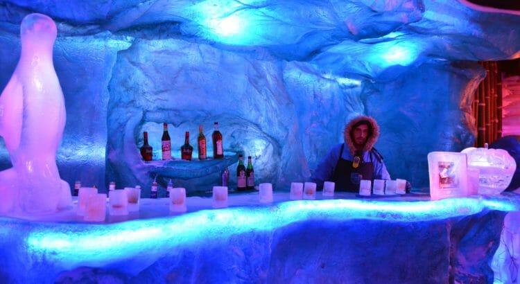 Conheças os bares de gelo em Foz do Iguaçu e Tríplice fronteira
