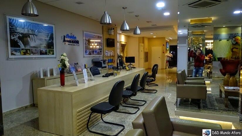 5 Vantagens para quem escolhe se hospedar no Hotel Tarobá em Foz do Iguaçu - Agência Combo Iguassu