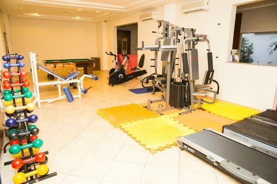 5 Vantagens para quem escolhe se hospedar no Hotel Tarobá em Foz do Iguaçu - Academia