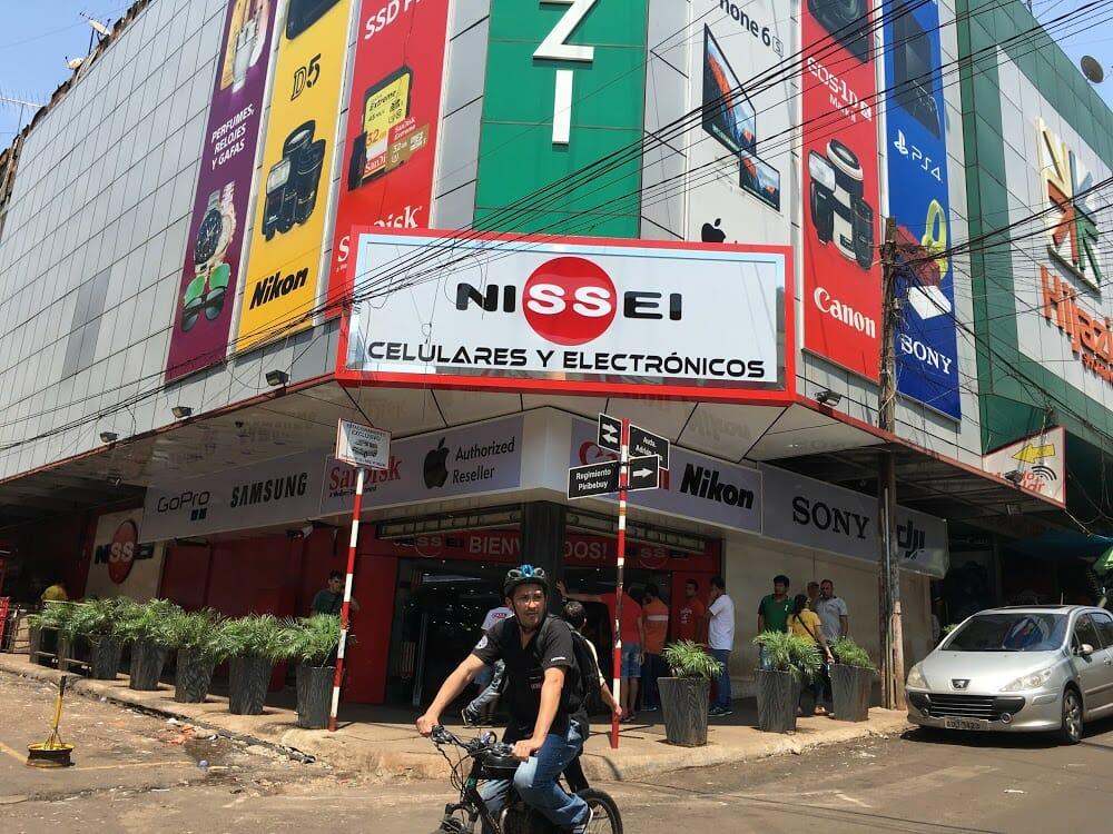 Descubra onde comprar eletrônicos no Paraguai com total segurança. casa nissei