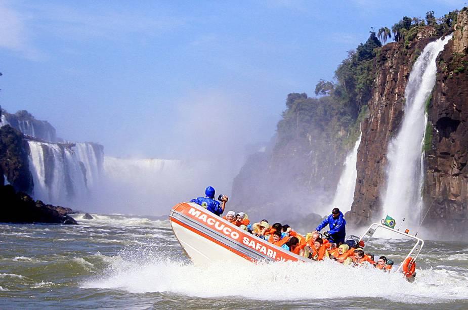 Venha conhecer todos os passeios do Parque Nacional do Iguaçu! macuco safari