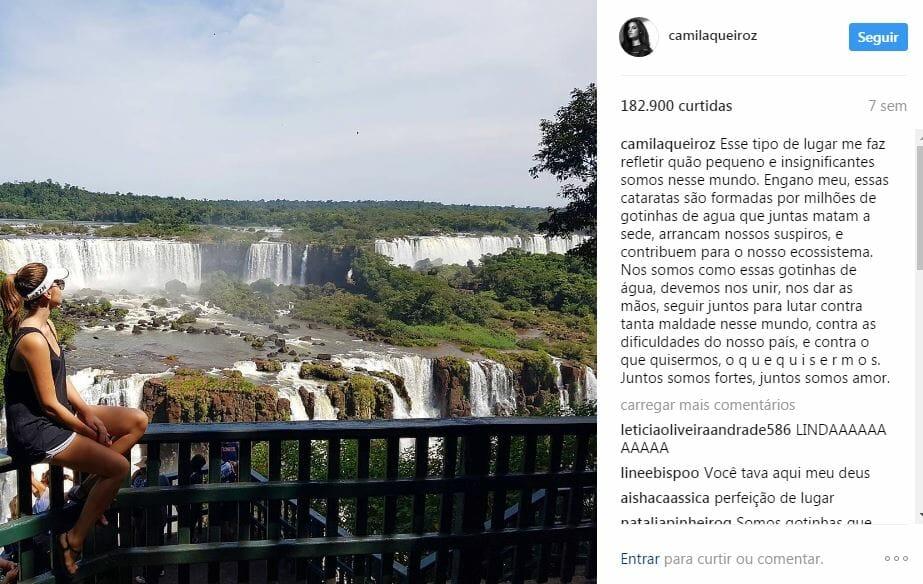, Novela gravada em Foz do Iguaçu estreará na próxima terça (06), Passeios em Foz do Iguaçu | Combos em Foz com desconto