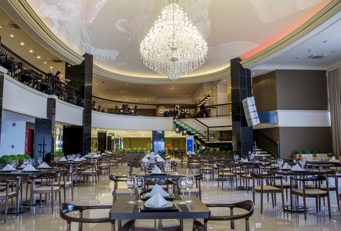 Top 6 melhores lugares para comer em Ciudad del Este Sax Palace