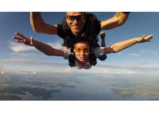 , Skydive Foz do Iguacu, Passeios em Foz do Iguaçu | Combos em Foz com desconto