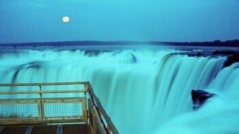 Passeio Lua Cheia Cataratas Argentina