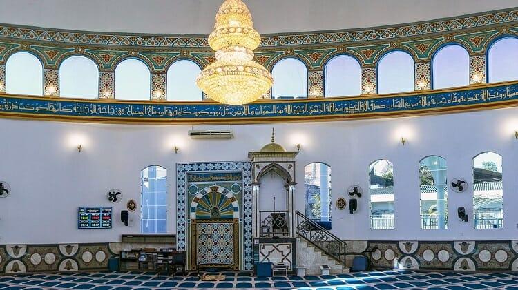 Mesquita Omar Ibn Al-Khatab