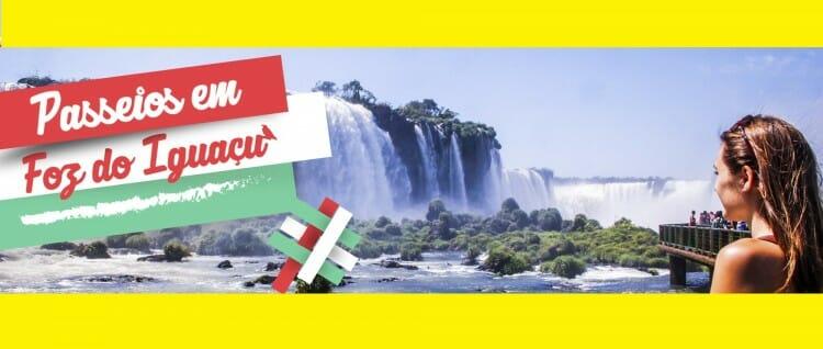 , Conheça ainda mais sobre os atrativos de Foz do Iguaçu, Passeios em Foz do Iguaçu   Combos em Foz com desconto