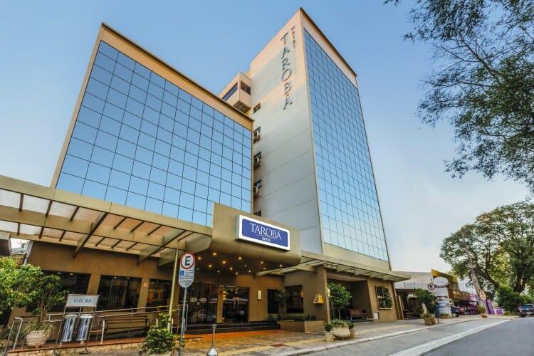 Vai viajar? Veja os melhores hoteis em Foz do Iguaçu