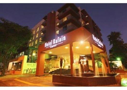 Rafain Centro Hotel
