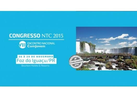 , Congresso NTC 2015 | VIII Encontro Nacional ComJovem, Passeios em Foz do Iguaçu | Combos em Foz com desconto