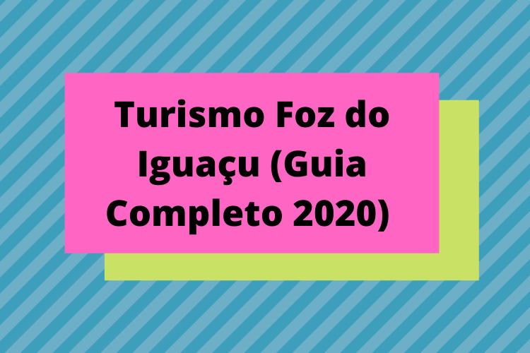 Quer ter mais flexibilidade nos horários de passeios em Foz do Iguaçu ?