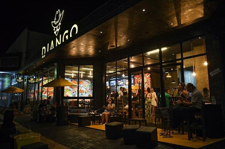 Django, Django Bar – Burguer, Passeios em Foz do Iguaçu | Combos em Foz com desconto