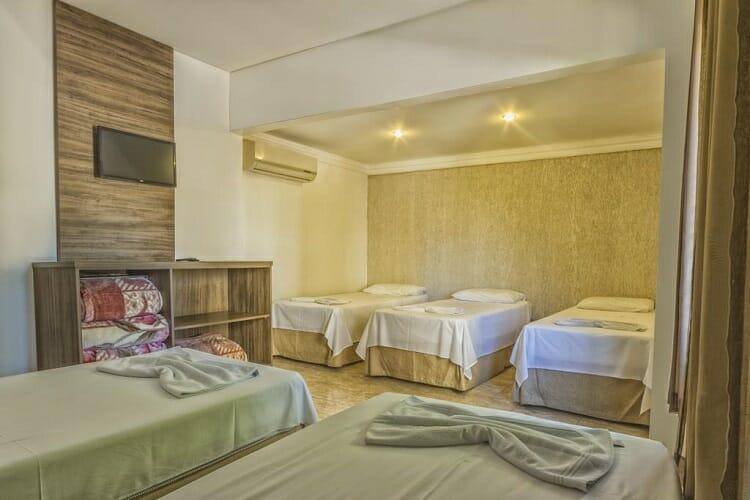 Hotel Holiday, Hotel Holiday, Passeios em Foz do Iguaçu | Combos em Foz com desconto