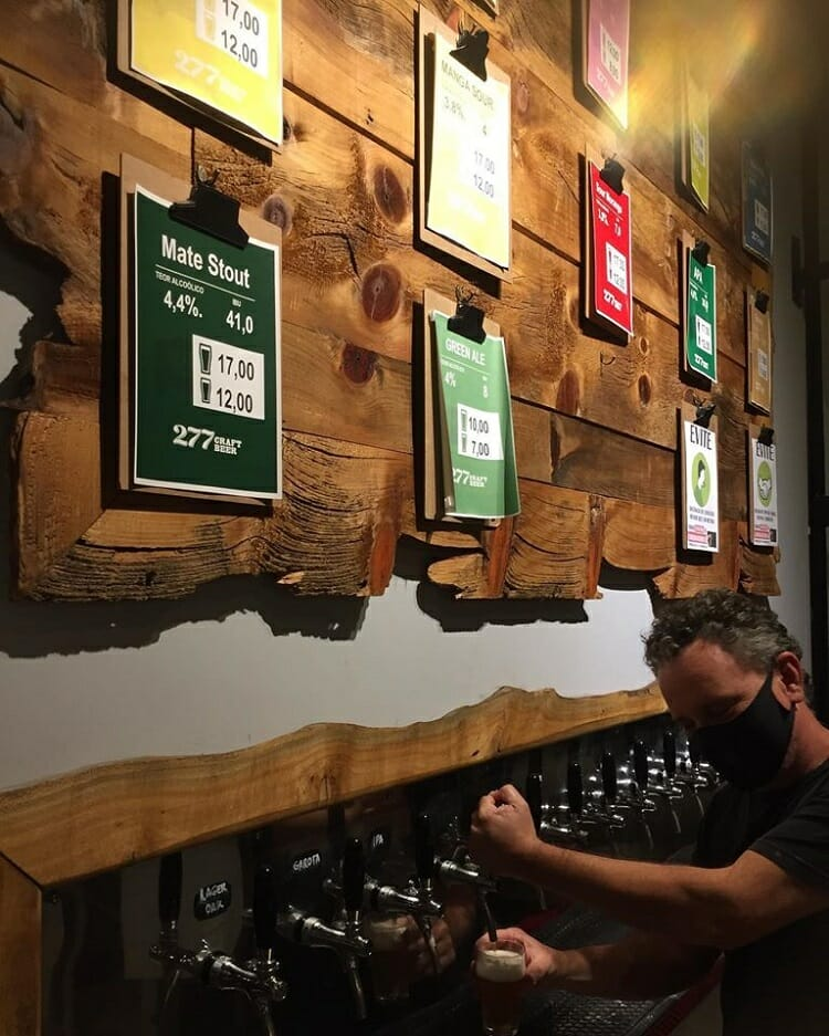 277 Craft, 277 Craft Beer, Passeios em Foz do Iguaçu | Combos em Foz com desconto