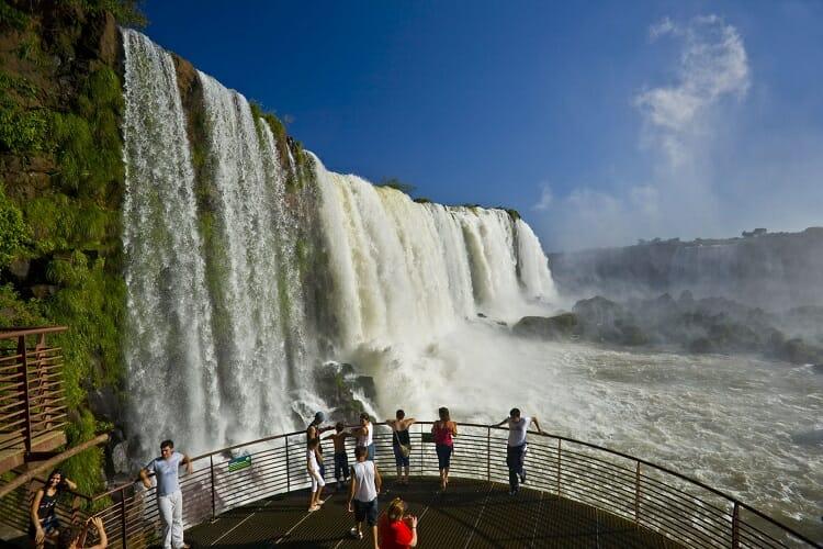 Cataratas do Iguaçu - Foz do Iguaçu turismo