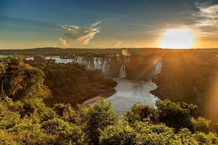 Cataratas - passeios em Foz do Iguaçu