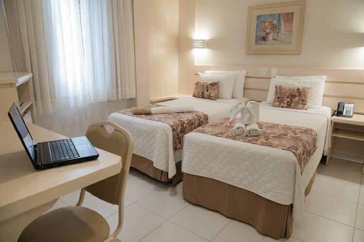 Hotel Tarobá- Turismo em Foz do Iguaçu