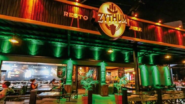 Zythum Resto Beer