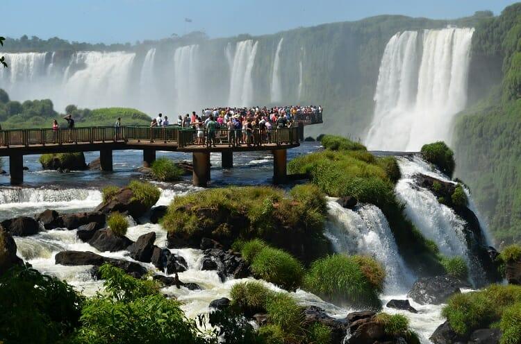 Cataratas do Iguaçu - Pontos turísticos em Foz do Iguaçu