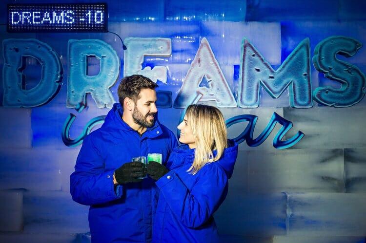 Dreams Park Show - dreams ice bar