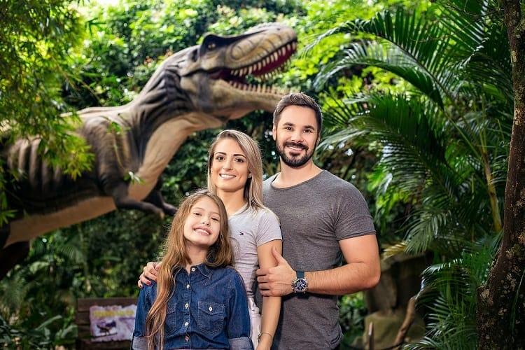 Dreams Park Show - vale dos dinossauros