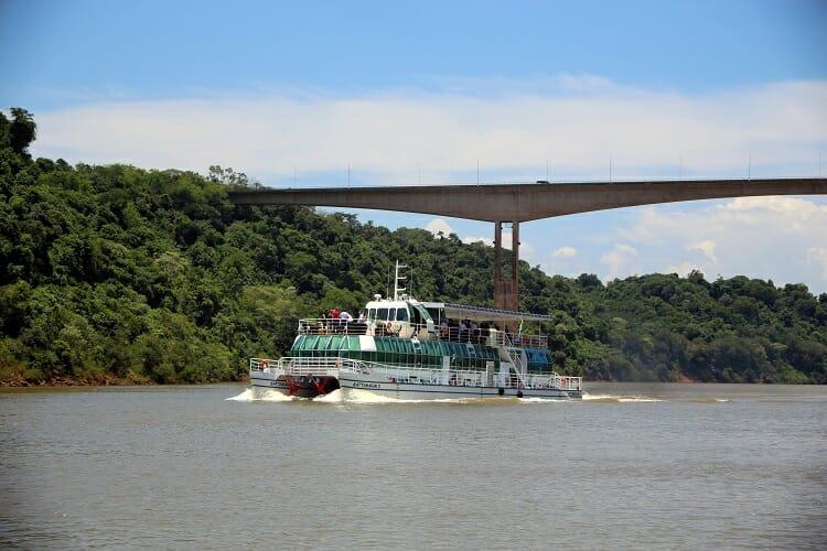 Kattamaram II - roteiro Foz do Iguaçu