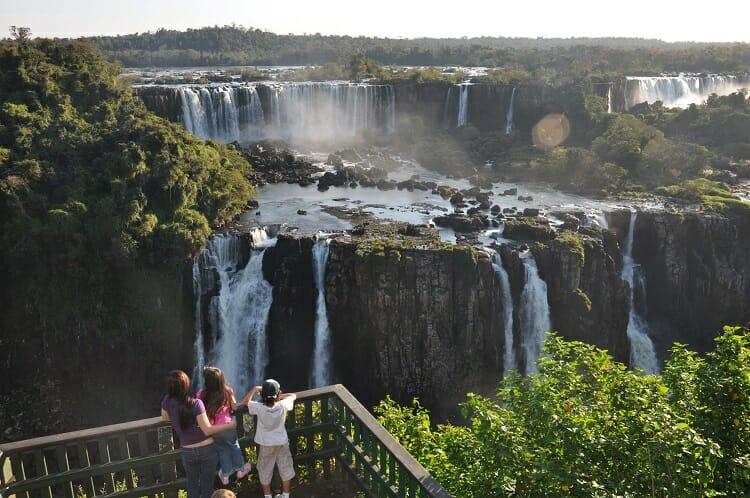 Cataratas do Iguaçu - roteiro Foz do Iguaçu
