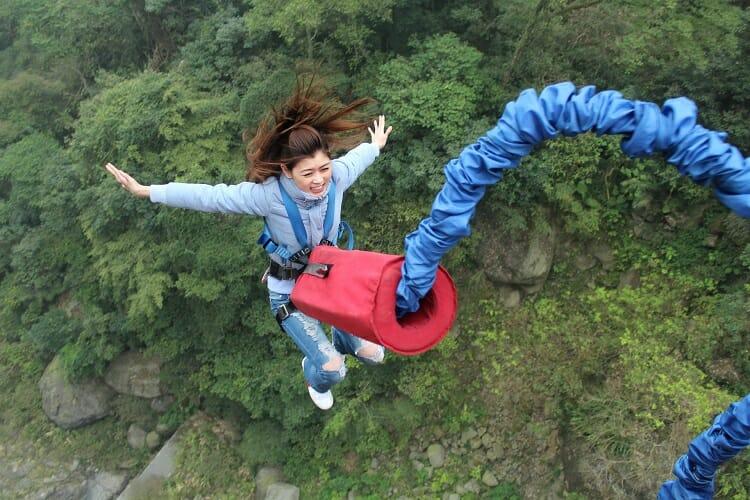 Bungee Jumping   esporte aventura