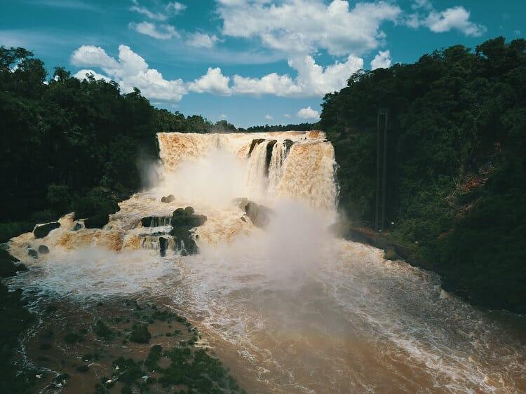 Saltos Del Monday | Excursão Para o Paraguai
