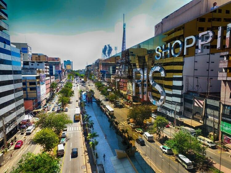 Shopping Paris | O que vale a pena comprar no Paraguai