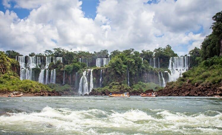 Roteiro Foz do Iguaçu - Macuco Safari
