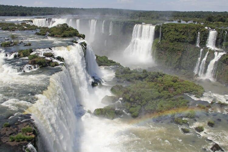 Cataratas do Iguaçu/ destino turístico/ 7 Maravilhas da Natureza