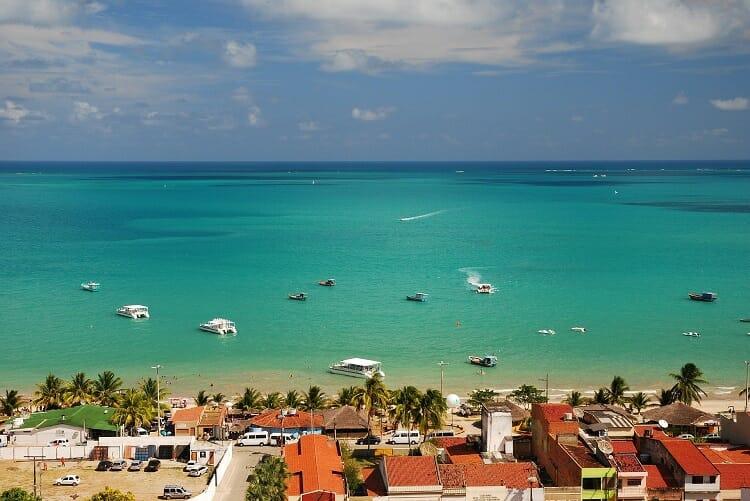 10 destínos turísticos do Brasil/ Praia/ Caribe/ Mar